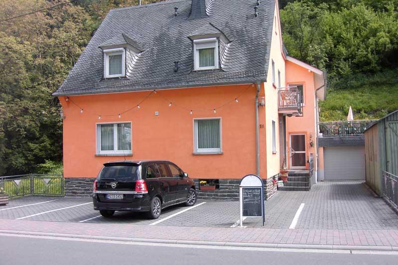 Gaestehaus-Ströter in Bacharach am Rhein
